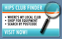 HIPS Club Finder - Search